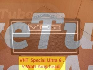 VHT Special 6 Ultra Valve Amp - Valve Tube Guitar Amps