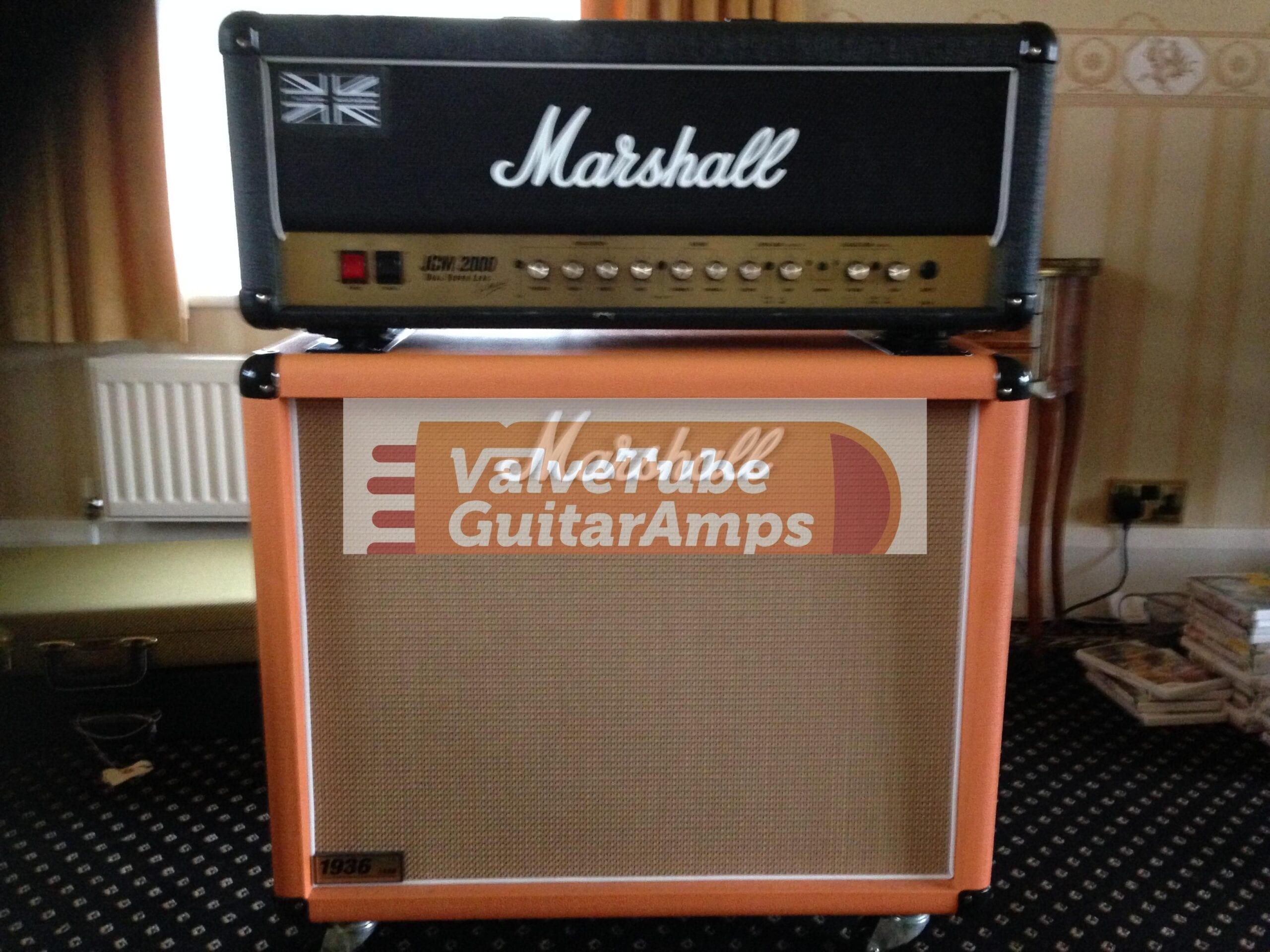 Marshall JCM2000 DSL amp image