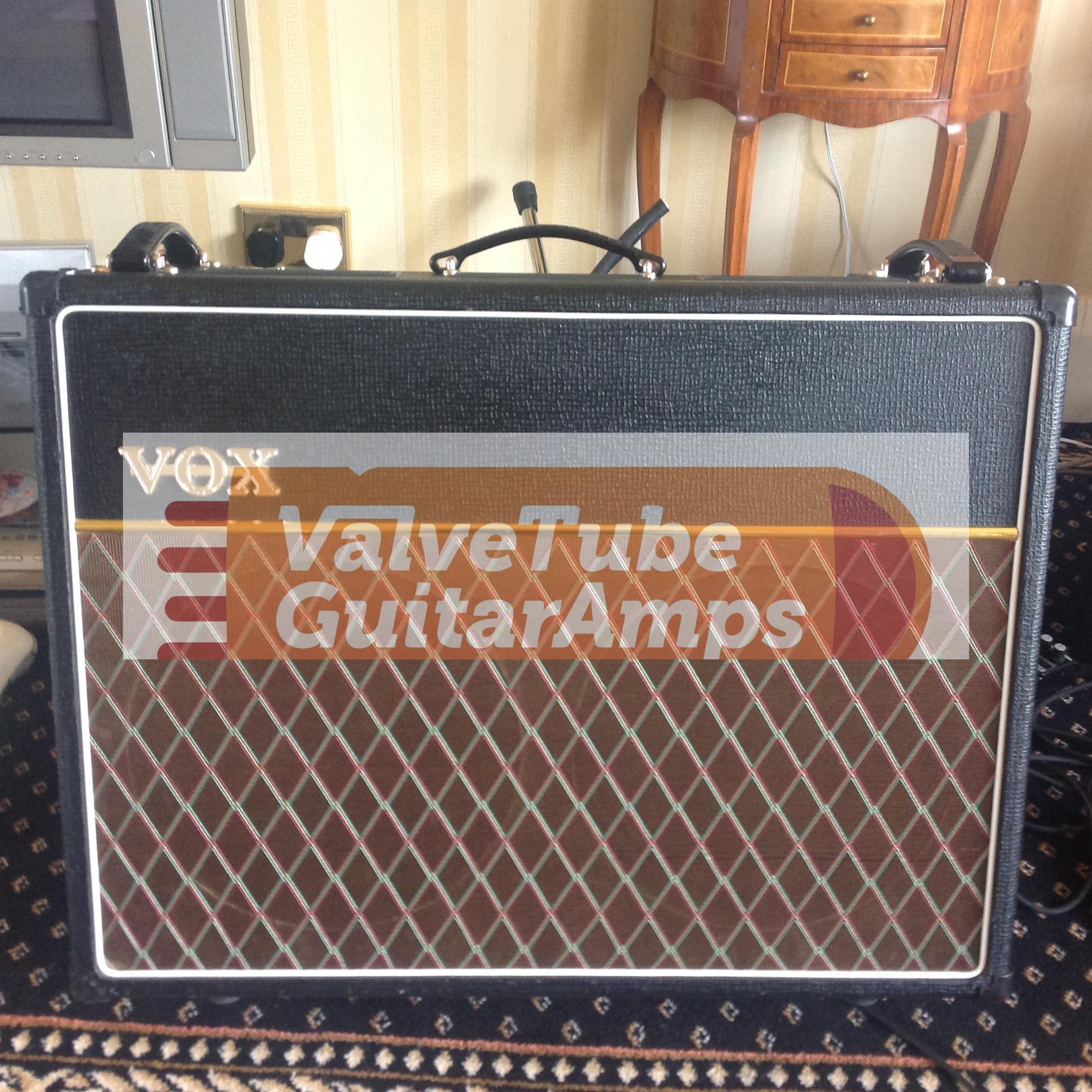 Vox AC30 CC1 CC2 CCX2 Valve Kit Amp Image