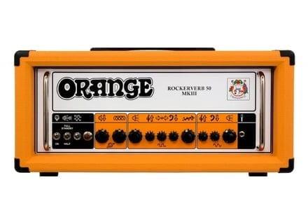 Orange Rockverb Amp Repair