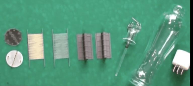 Valve Component Parts