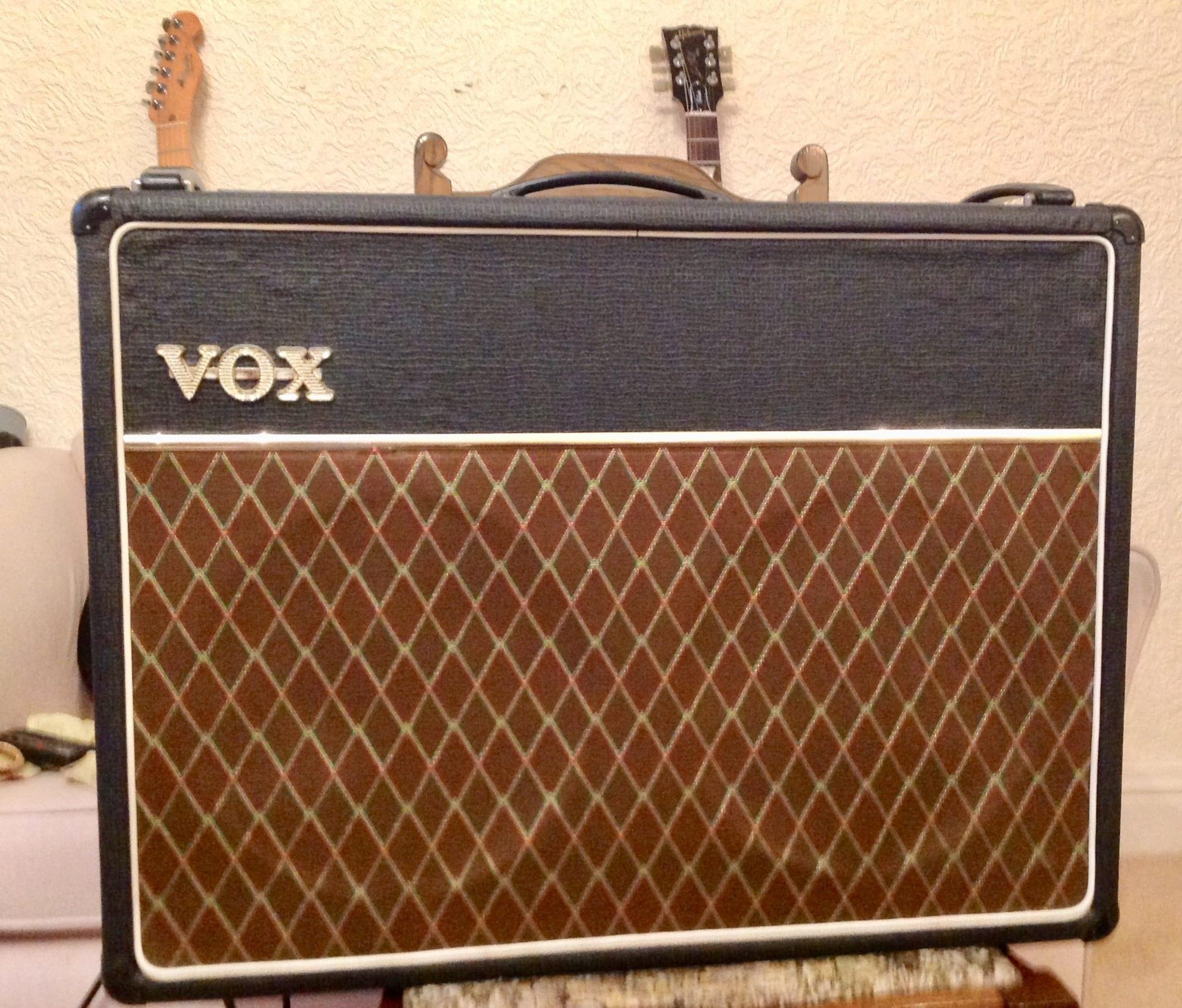 1964 Vox AC30/6 Service – Valve Tube Guitar Amps