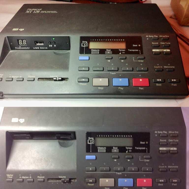 Roland MT120S Image