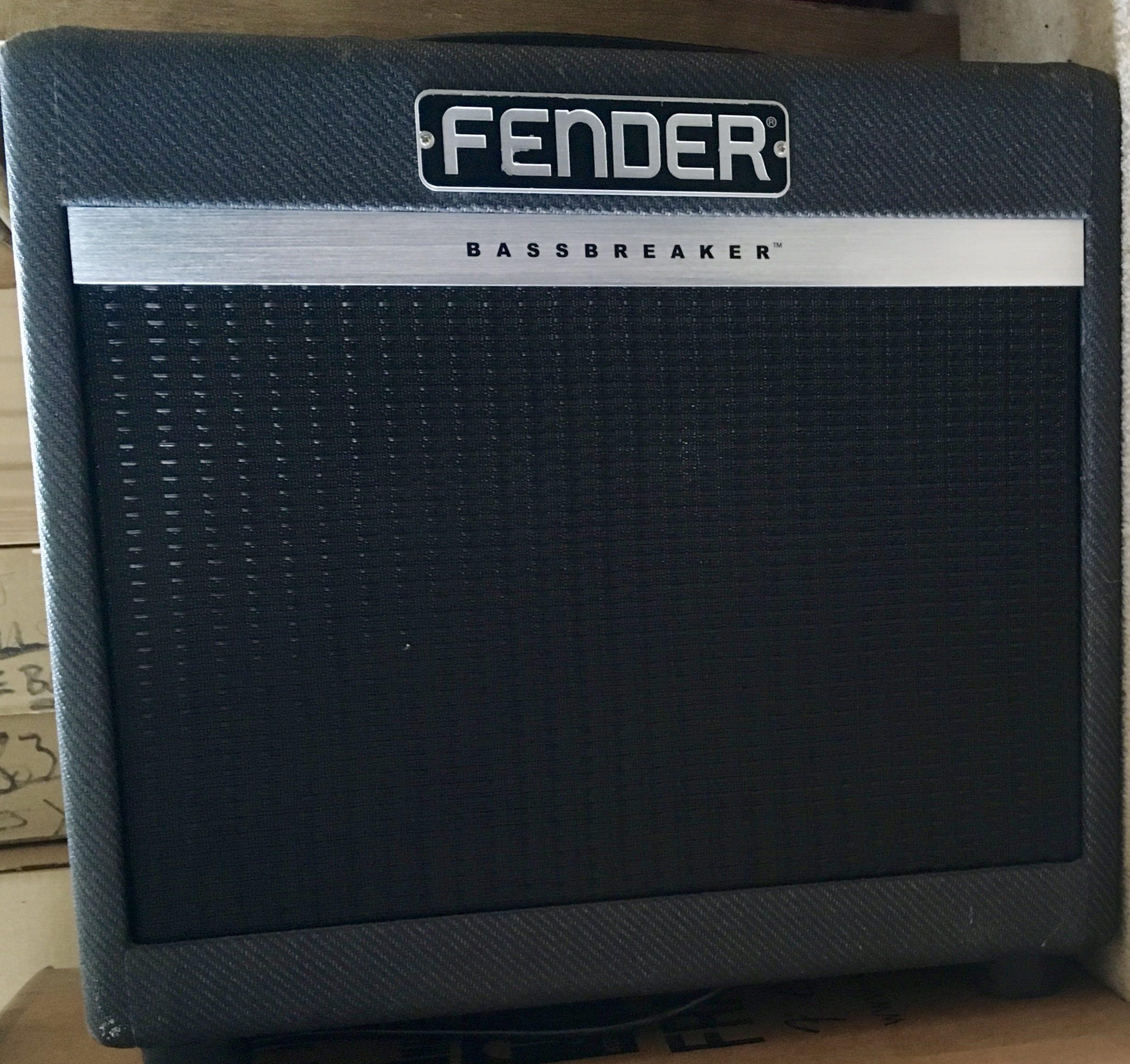 Fender Bassbreaker 007 Image